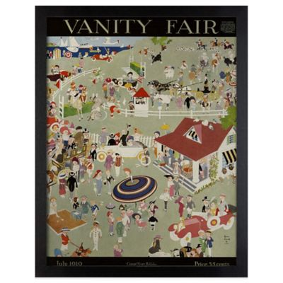Vanity Fair July 1919 Wall Art
