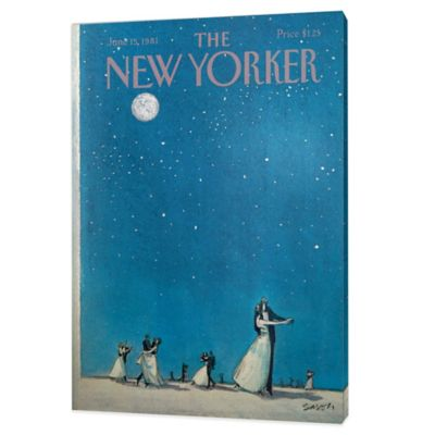 New Yorker June 1981 Wall Art