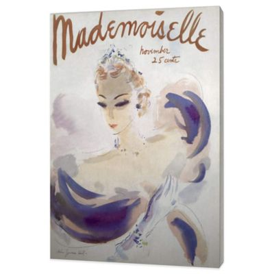 Mademoiselle November 1936 Wall Art