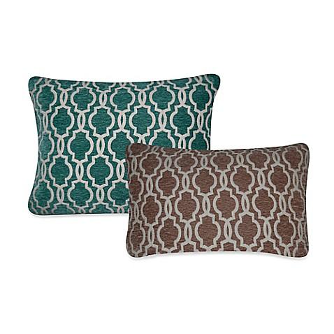 Gwen Tile Throw Pillow - Bed Bath & Beyond