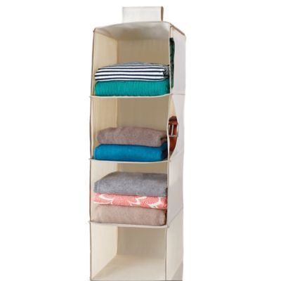 Hanging Closet Cloth Organizer