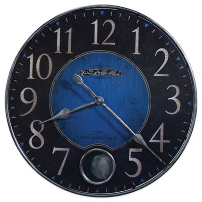 Nickel Wall Clock