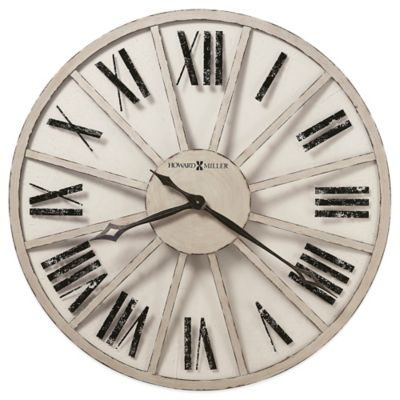 Howard Miller Wyndon Square Gallery Wall Clock