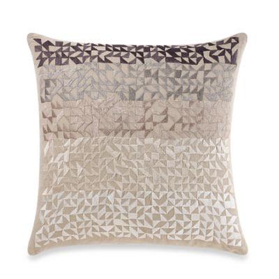 Linen Square Throw Pillow Throw Pillows