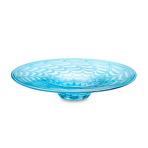 Evolution by Waterford® Cresting Wave 15-Inch Crystal Platter