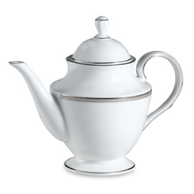 Lenox® Murray Hill 40-Ounce Teapot