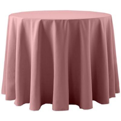 Dusty Pink Tablecloths