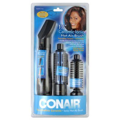 Conair® 1 1/4-Inch Ceramic Coated Hot Air Brush