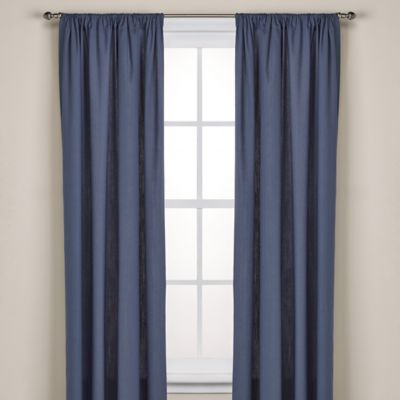 Kenneth Cole Reaction Home Moon Mist 108-Inch Window Panel