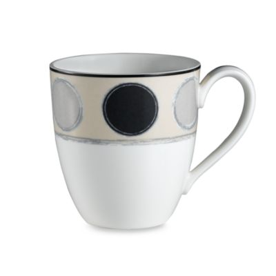 Noritake® Java Graphite 15-Ounce Mug