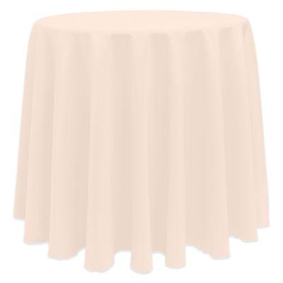Ice Peach Tablecloths