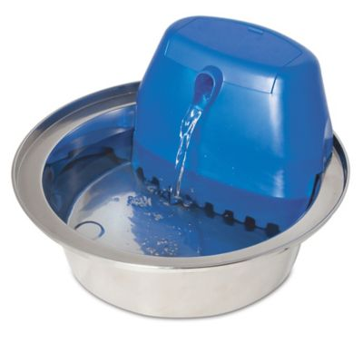 Aqua Stream™ Stainless Steel Pet Fountain