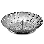 Stainless Steel 11-Inch Steamer Basket