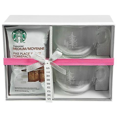 Buy Starbucks 174 Coffee Mug Gift Set From Bed Bath Amp Beyond