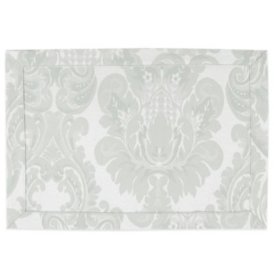 Waterford® Whitmore 13-Inch x 19-Inch Placemat in Silver Sage