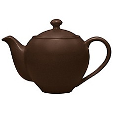Noritake® Colorwave Teapot in Chocolate