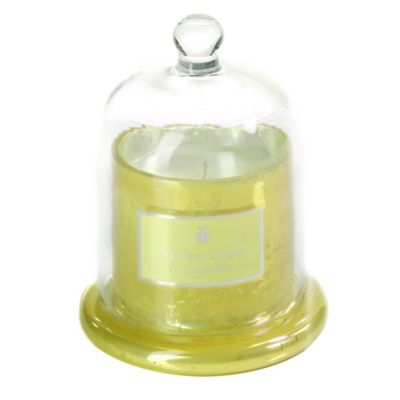 Green Candle Jar