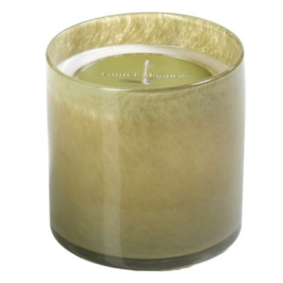 Illuminaria Powder Candle Jar in Laurel Magnolia