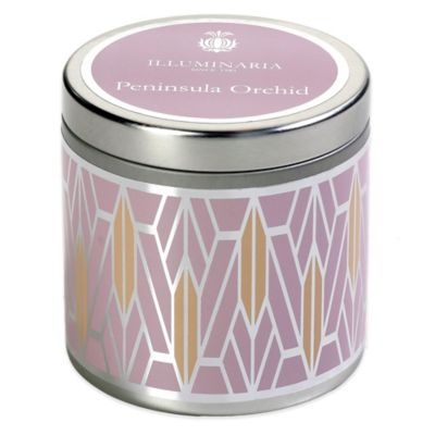 Illuminaria Tin Candle