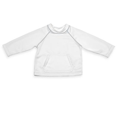 i play.® Size 3-4T Breatheasy Sun Protection Shirt in White