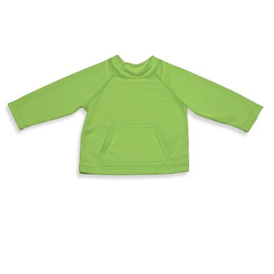 i play.® Size 18-24M Breatheasy Sun Protection Shirt in Lime