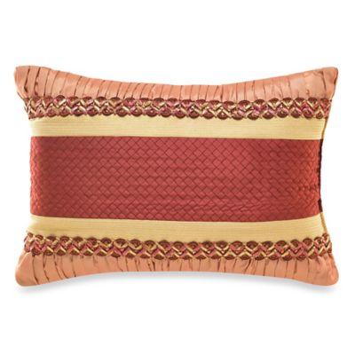 Croscill® Martine Boudoir Toss Pillow