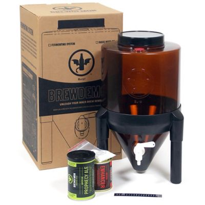 BrewDemon™ 2-Gallon Basic Beer Kit