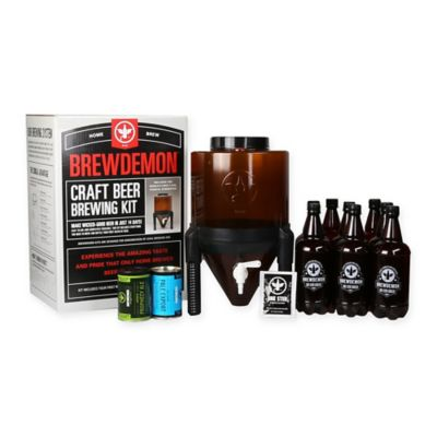BrewDemon™ 2-Gallon Plus Beer Kit