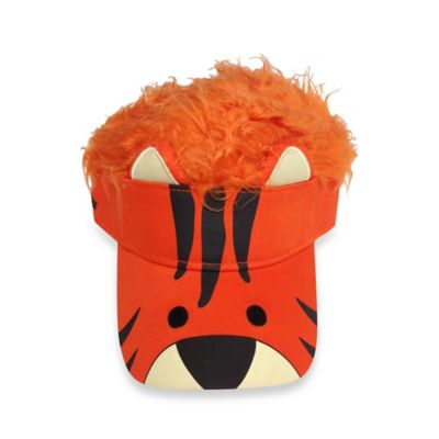 Flair Hair® Flair Friends Tiger Visor