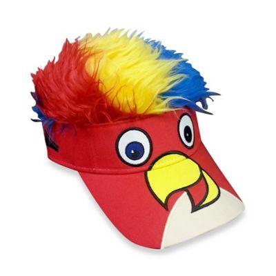 Flair Hair® Flair Friends Parrot Visor