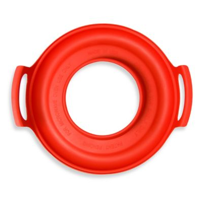 CoolGrip Microwave Caddy in Red