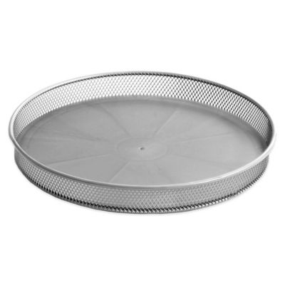 Metal Mesh 10-1/2-Inch Diameter Kitchen Turntable