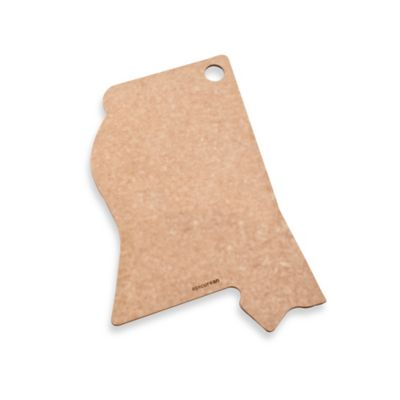 State of Mississippi Cutting Board