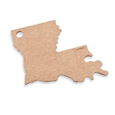 Louisiana State Cutting Board