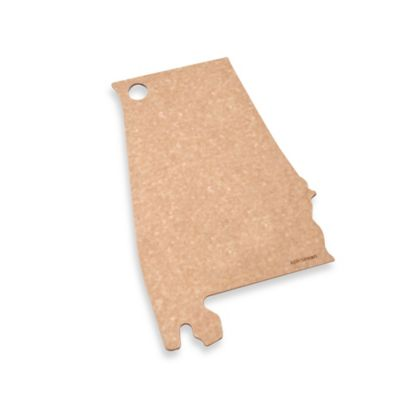 Alabama State Cutting Board