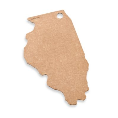 Epicurean® Illinois State Cutting Board