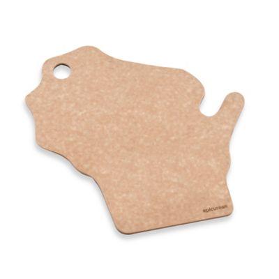 Epicurean® Wisconsin State Cutting Board