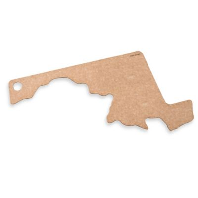 Cutting Board by State Shape