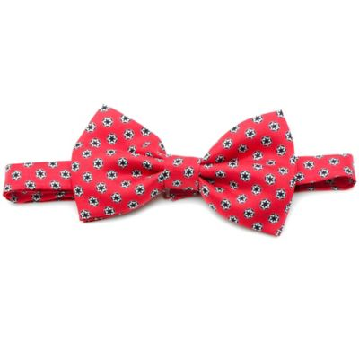 Star Wars™ Silk Imperial Crest Bow Tie in Red