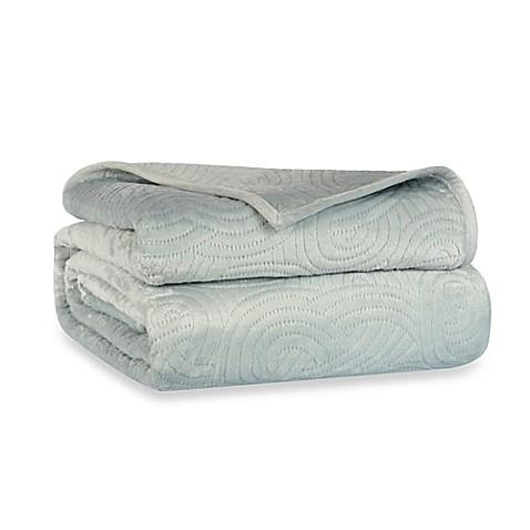 Buy Berkshire Blanket 174 Loftmink Reversible Twin Blanket