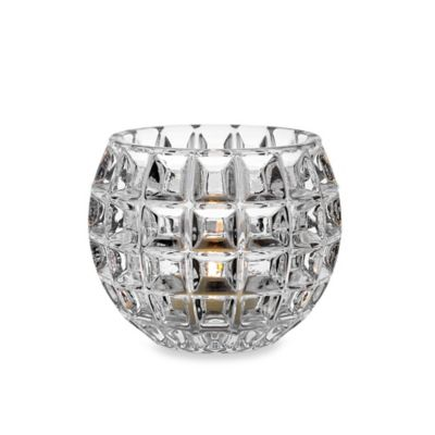 Fitz and Floyd® Facets Crystal Votive Holder