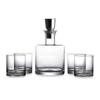 Fitz and Floyd® Linus 5-Piece Whiskey Set