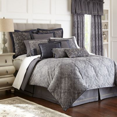 Waterford® Linens Georgica Reversible King Comforter