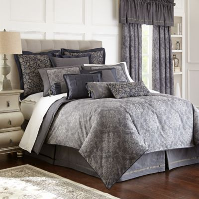 Waterford® Linens Georgica Queen Bed Skirt