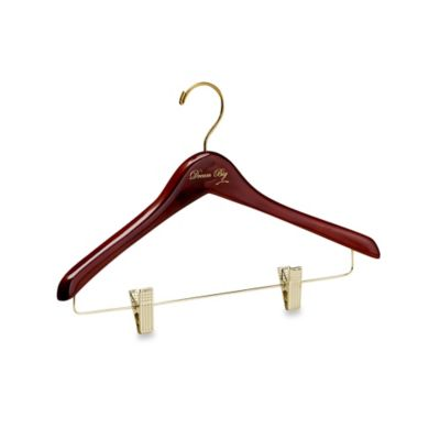 Dream Big Hangers 15-1/2-Inch Women's Petite Suit Hanger