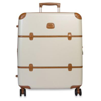 Cream Luggage
