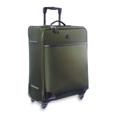Bric's Pronto 32-Inch Spinner in Olive