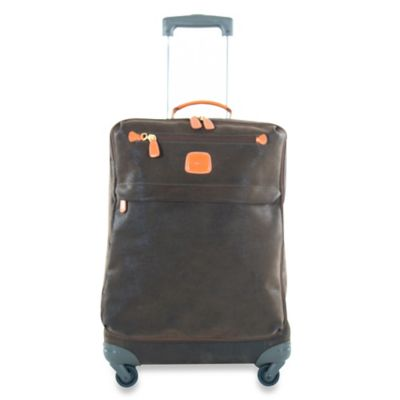 Bric's Life 21-Inch Carry-On Trolley Spinner in Olive
