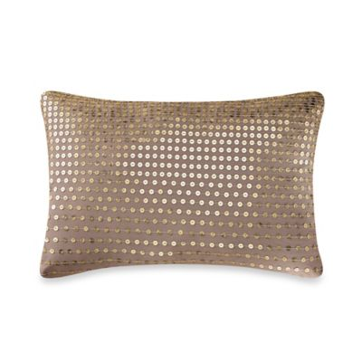 Manor Hill® Aston Mesh Sequin Breakfast Throw Pillow
