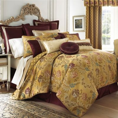 Waterford® Linens Bellwood King Bed Skirt